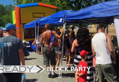 Summer Block Party Coordinator
